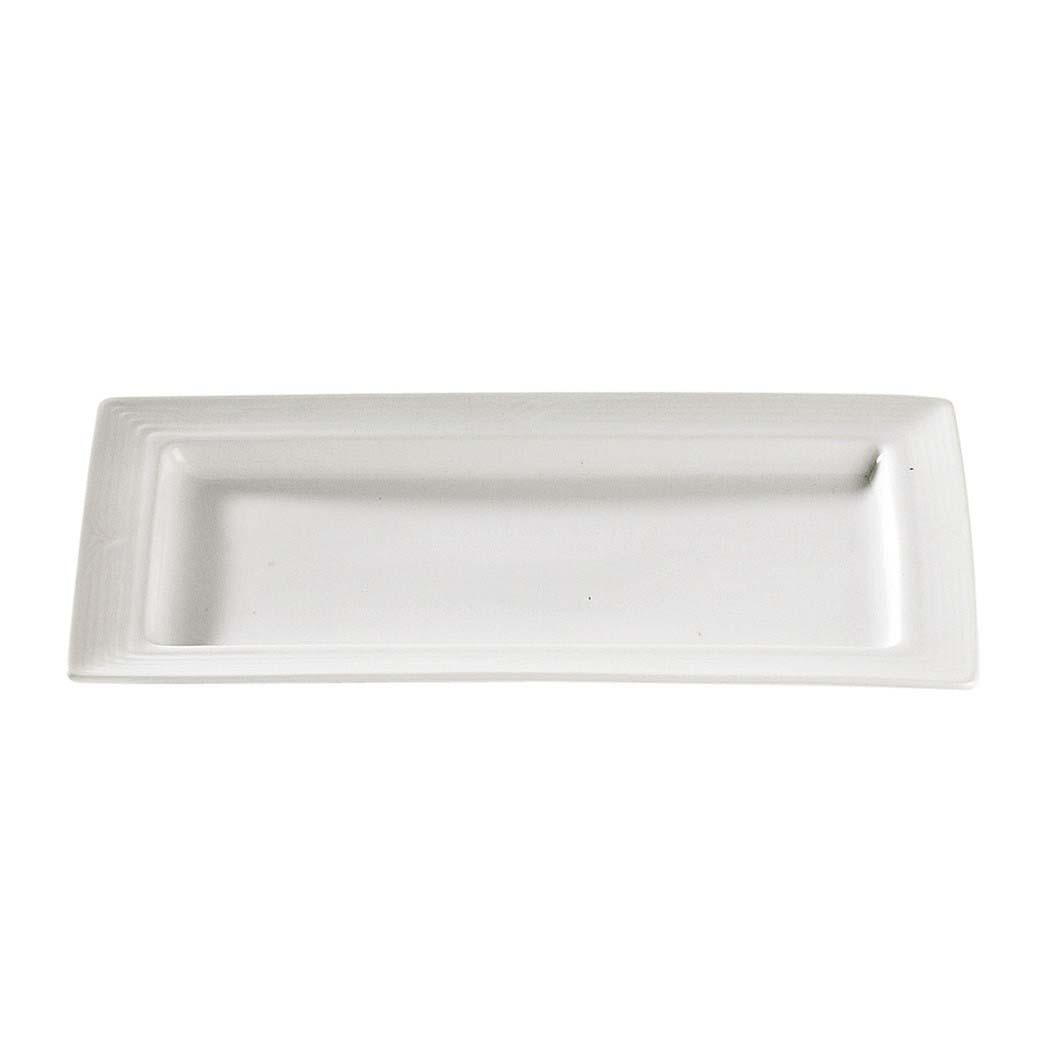 Arctic White Rectangular Plate  sc 1 st  Noritake & Noritake | Casual Dinnerware | Arctic White Rectangular Plate