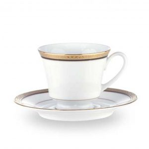 Regent Gold Tea Cup & Saucer Set
