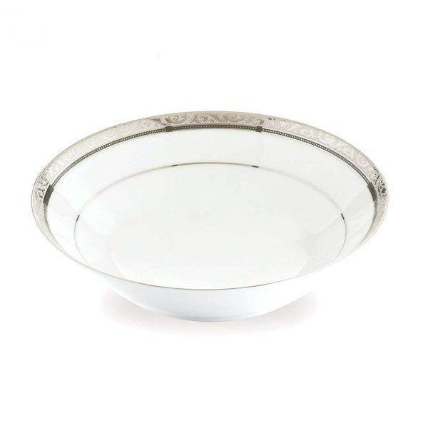 Regent Platinum Soup Plate