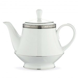Regent Platinum Tea Pot