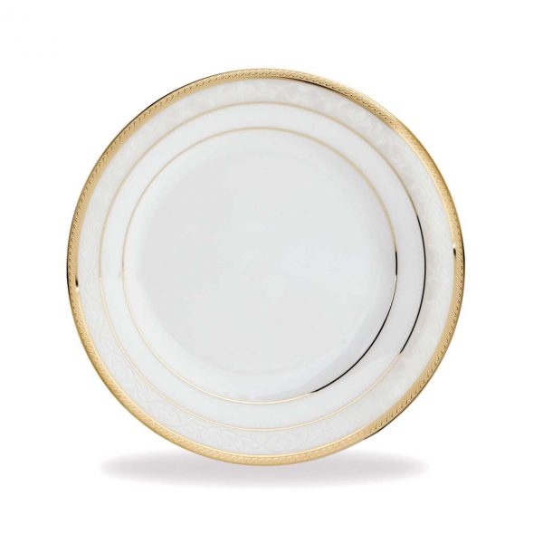 Hampshire Gold Entree Plate