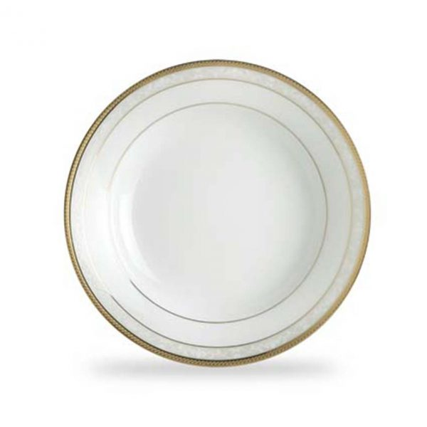 Hampshire Gold Soup Plate