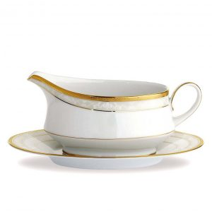 Hampshire Gold Gravy Boat