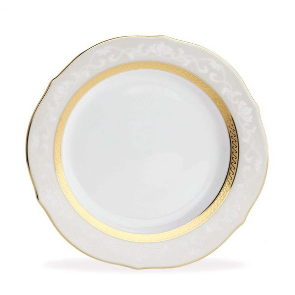 Hampshire Gold Accent Plate