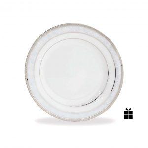 Hampshire Platinum 16.5cm Plate Set (Giftboxed)