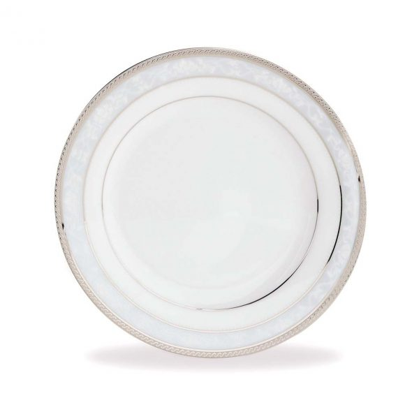 Hampshire Platinum Entree Plate