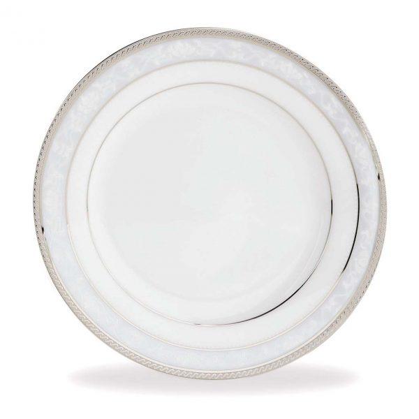 Hampshire Platinum Dinner Plate