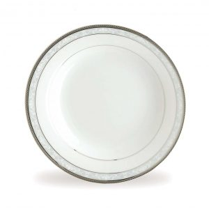 Hampshire Platinum Soup Plate