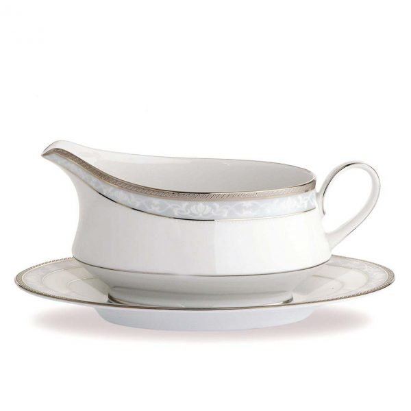 Hampshire Platinum Gravy Boat (floor stock)