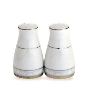 Hampshire Platinum Salt & Pepper Shaker
