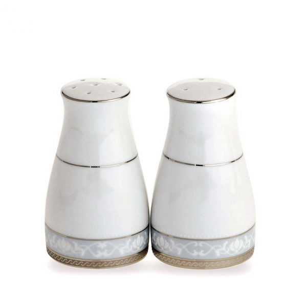 Hampshire Platinum Salt & Pepper Shaker
