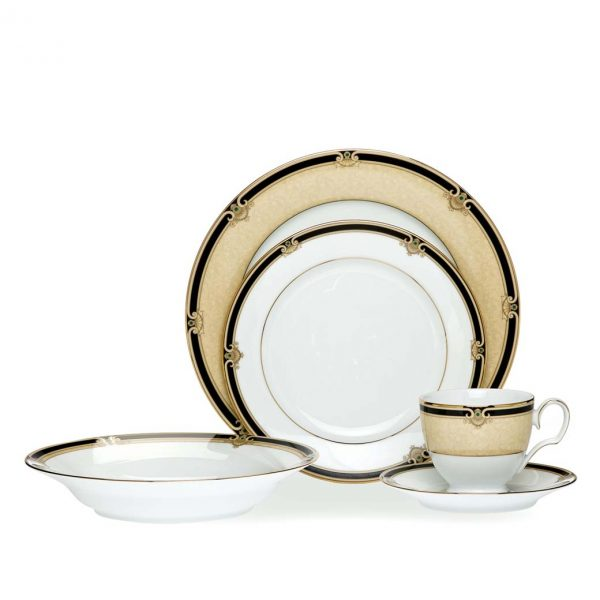 Braidwood 20pce Dinner Set