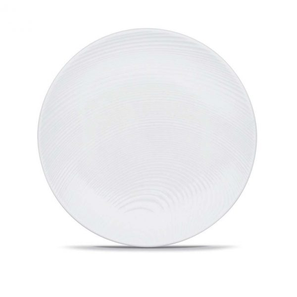 WoW Dune Coupe Salad Plate