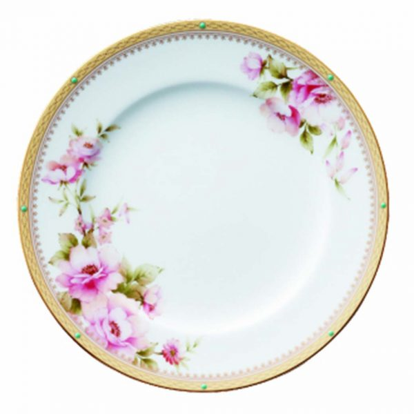 Hertford 21.5cm Plate Set (Giftboxed)