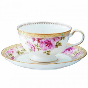 Hertford Cup & Saucer Set