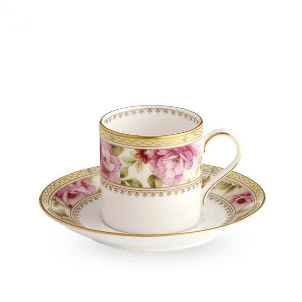 Hertford Espresso Cup & Saucer Set