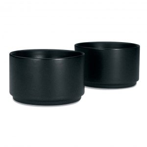 Colorwave Graphite Ramekin Set of 2