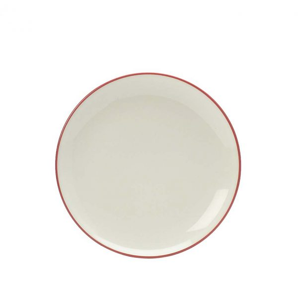 Colorwave Raspberry Coupe Salad Plate