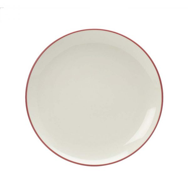 Colorwave Raspberry Coupe Dinner Plate