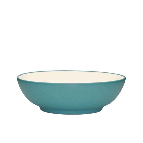 Colorwave Turquoise Round Serving Bowl
