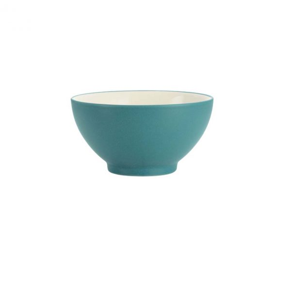 Colorwave Turquoise Rice Bowl
