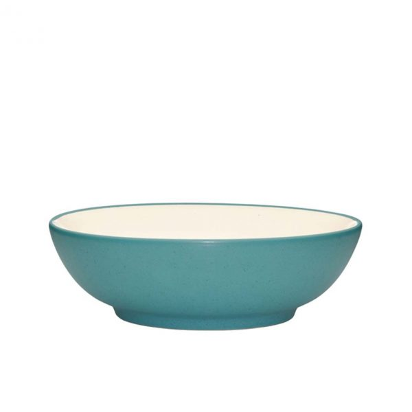 Colorwave Turquoise Pasta Serving Bowl