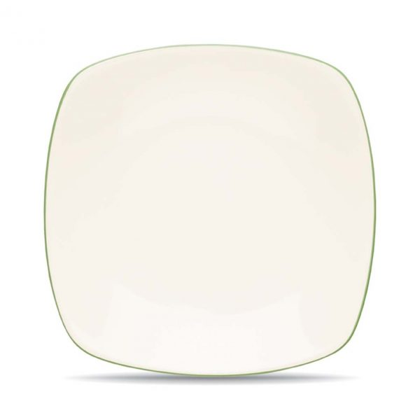 Colorwave Apple Square Salad Plate
