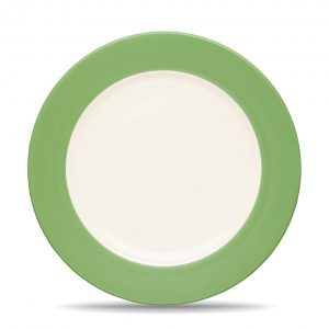 Colorwave Apple Rim Dinner Plate