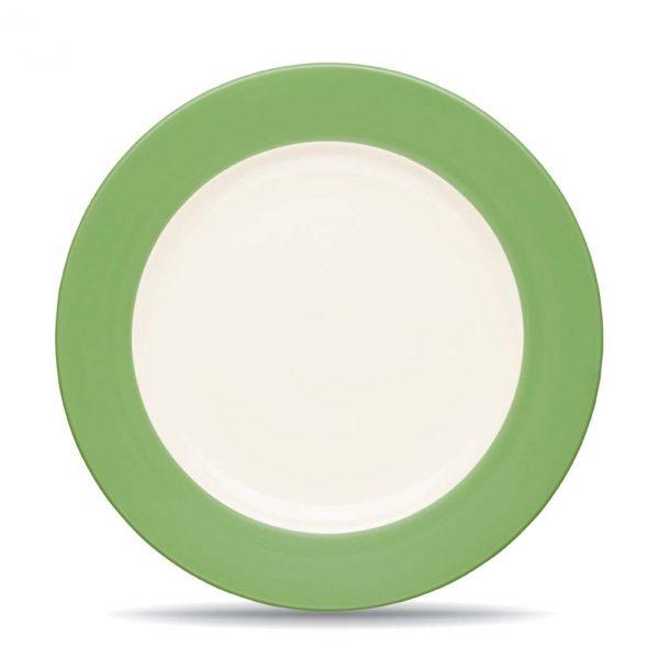 Colorwave Apple Rim Dinner Plate