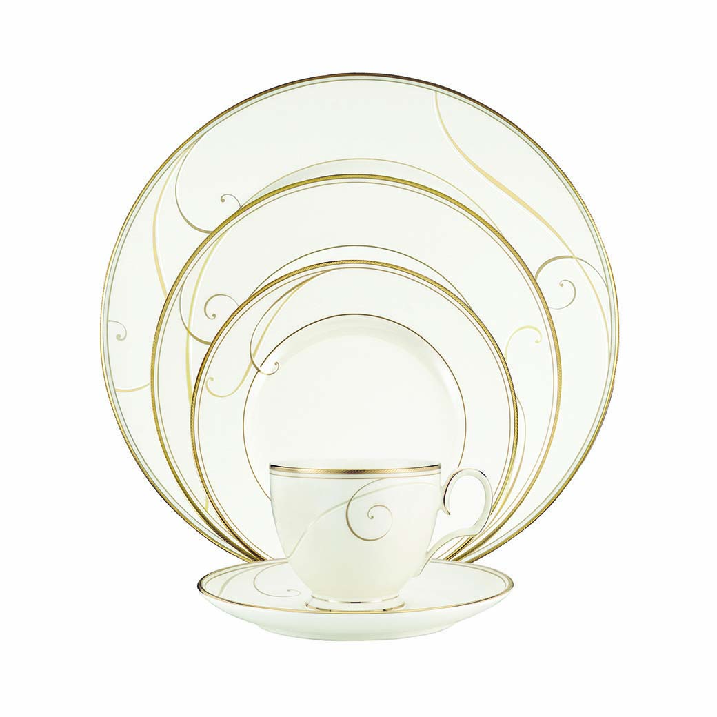Golden Wave 20pce Dinner Set  sc 1 st  Noritake & Noritake | Formal Dinnerware | Golden Wave 20pce Dinner Set