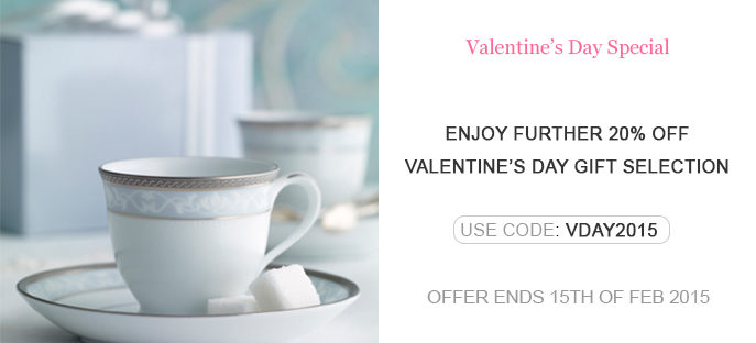 Noritake Valentine S Day Sale 20 Off All Items Inside The