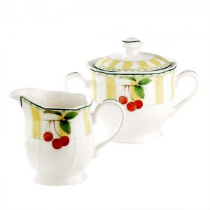 Orchard Valley Sugar & Creamer Set