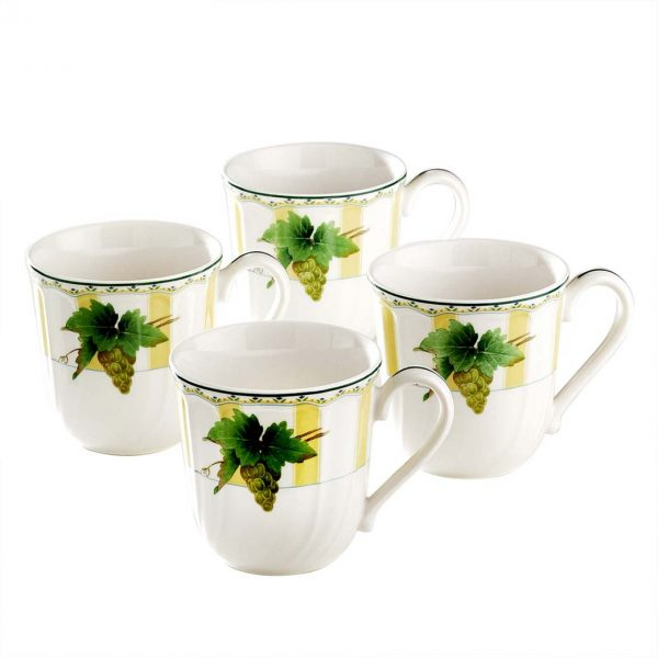 Orchard Valley Mug Set of 4
