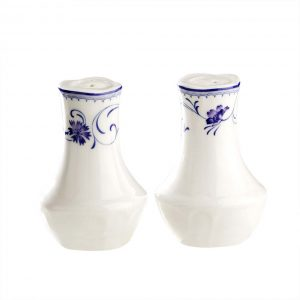 Rhapsody Blue Salt & Pepper Shaker