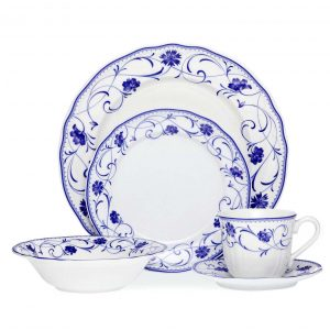 Rhapsody Blue 20pce Super Set
