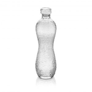 Multicolour Clear Bottle