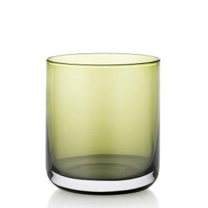 Lounge Bar Green 290ml Glass Set of 6