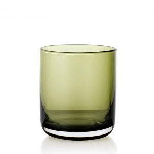 Lounge Bar Green 200ml Glass Set of 6