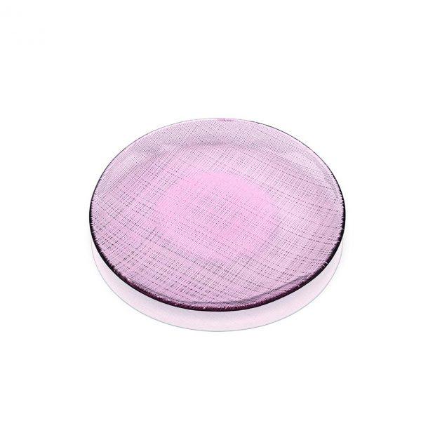 Denim Pink 18cm Plate
