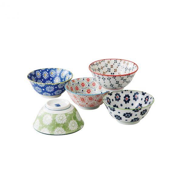Goshiki 11.5cm Bowl Set of 5