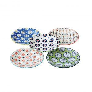 Goshiki 12cm Plate Set of 5