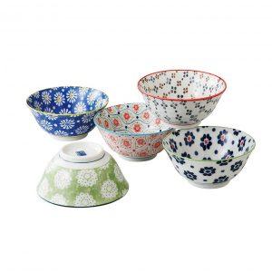 Goshiki 15cm Bowl Set of 5