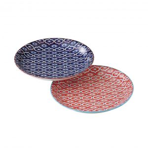 Ruka 24.5cm Plate Set of 2