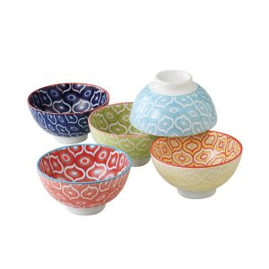 Ruka 11.5cm Bowl Set of 5