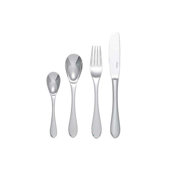 Monterosso 24pce Cutlery Set