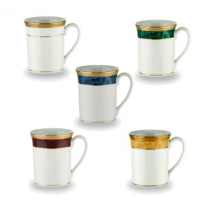 Majestic Mug Set of 5