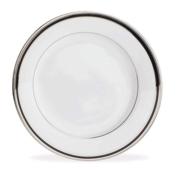 Toorak Noir Dinner Plate