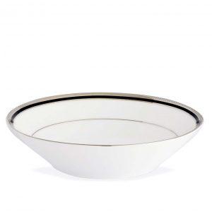 Toorak Noir Soup Plate