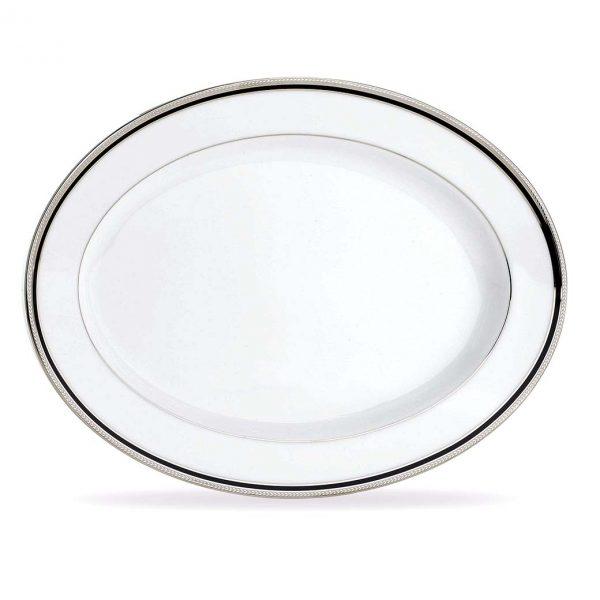 Toorak Noir Oval Platter