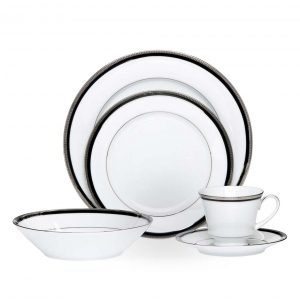 Toorak Noir 20pce Dinner Set